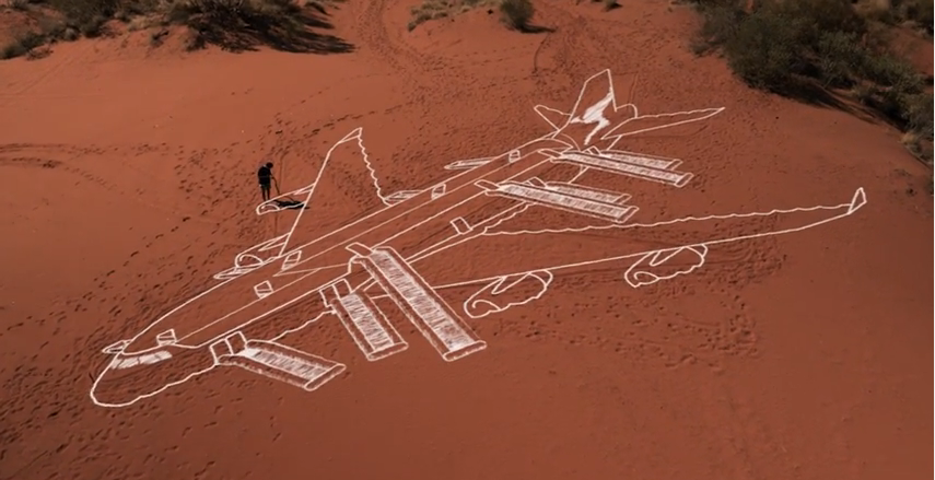Why is the best Qantas ad in years not an ad?