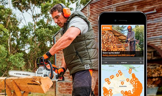 Stihl Digital Marketing